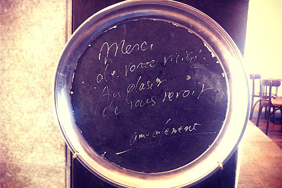 Brasserie &amp; Cafe<
